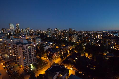 Vancouver; copyright 2012: Georg Berg