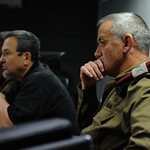 IDF Chief of Staff Lt. Gen. Gantz in Situational Assessment
