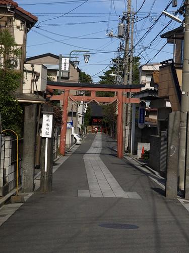 田嶋氷川神社(西浦和)