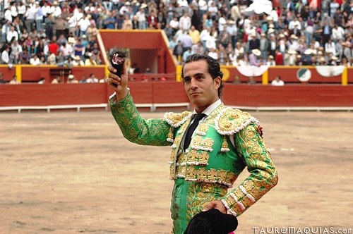 Iván Fandiño en Lima