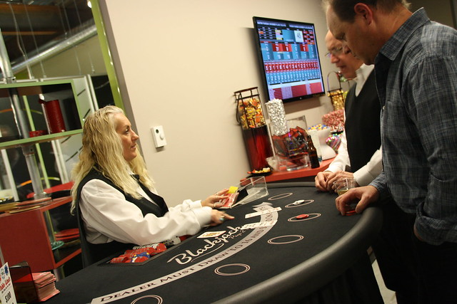 The Moo's News » Blog Archive » FatCow Hosts a Casino Night