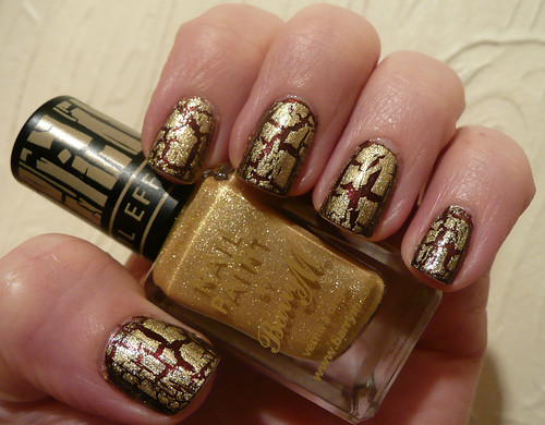 gold crackle 2