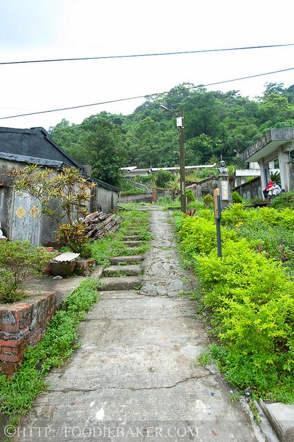 Sandiaoling Waterfalls, Taiwan
