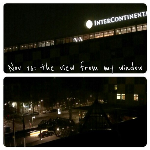 Nov 16: the view from my window #Berlin #fmsphotoaday
