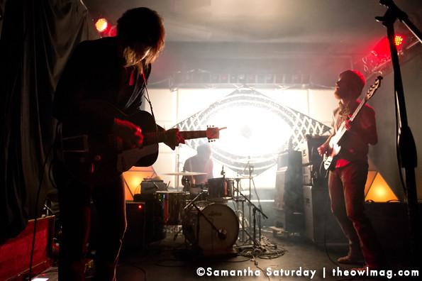 The Generationals @ The Echo, LA 11/14/12