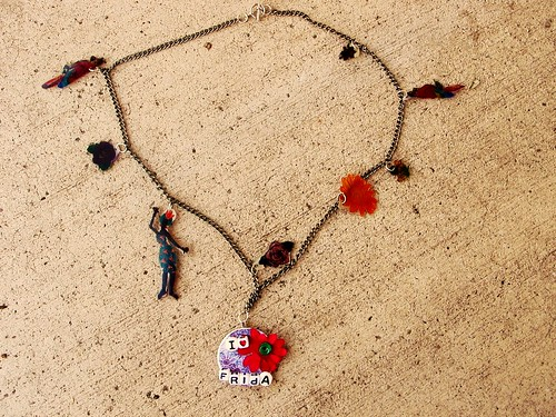 R's Ode to Frida necklace