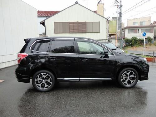 subaru forester 2014 black. i need these to foresters combine make my perfect forester sti wheels lowered with that oem ground effects kit subaru 2014 black l