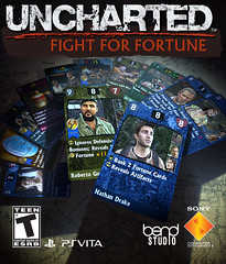 UNCHARTED: Fight for Fortune for PS Vita