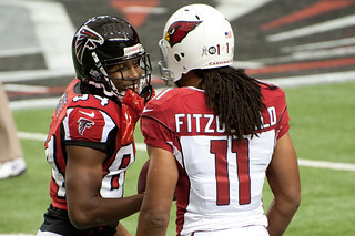 Roddy White & Larry Fitzgerald