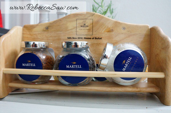 Martell Pure Gourmet Dinner - Chef Emmaneul Stroobant-083