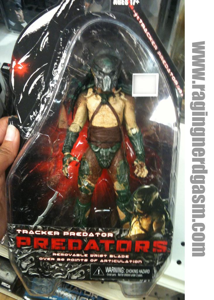 Classic Predators by NECA 006
