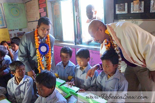 air asia x CSR One laptop one child program - Kathmandu Nepal-022