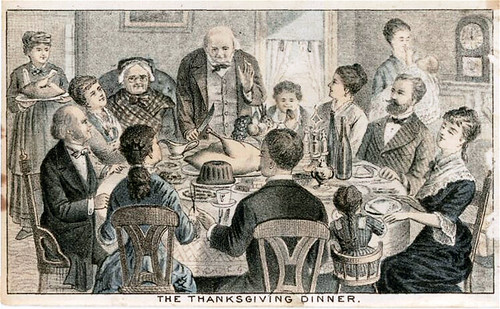 Edw W Ridley & Sons, Thanksgiving 1870 (public domain)