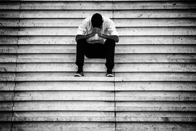 Hard day, par Franck Vervial