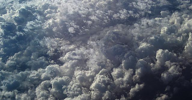 aerial: clouds (2012)