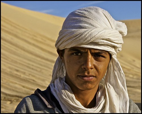 berber boy of the sahara .... by ana_lee_smith