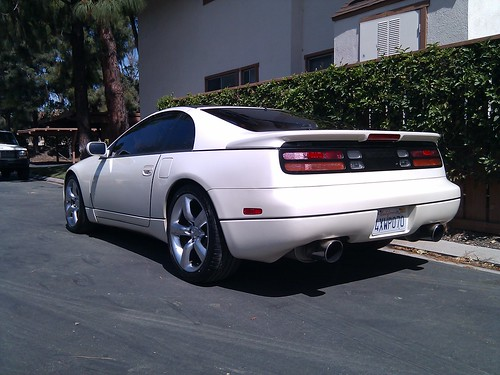 Ca 1990 300zx Tt Pearl White Super Clean 79k Original