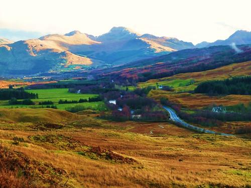 Beinn Udlaidh, Scotland
