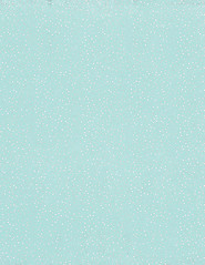 STANDARD size JPG CONFETTI SNOW dot paper day (light turquoise) 350dpi