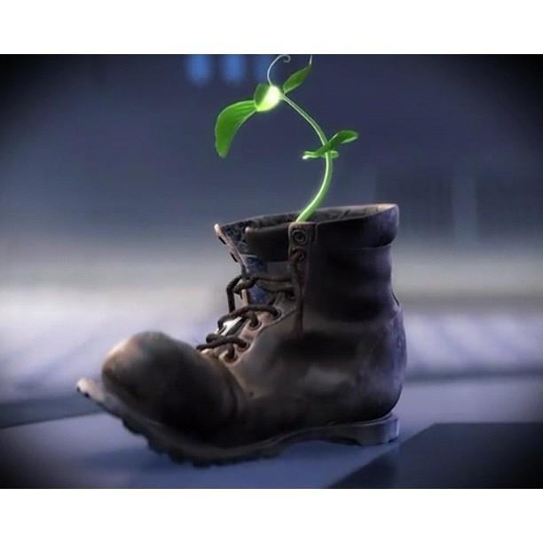 Pixar walle movie the plant iphonesia instagood photooftheday