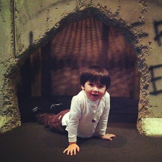 Jackson crawled through the Berlin Wall.