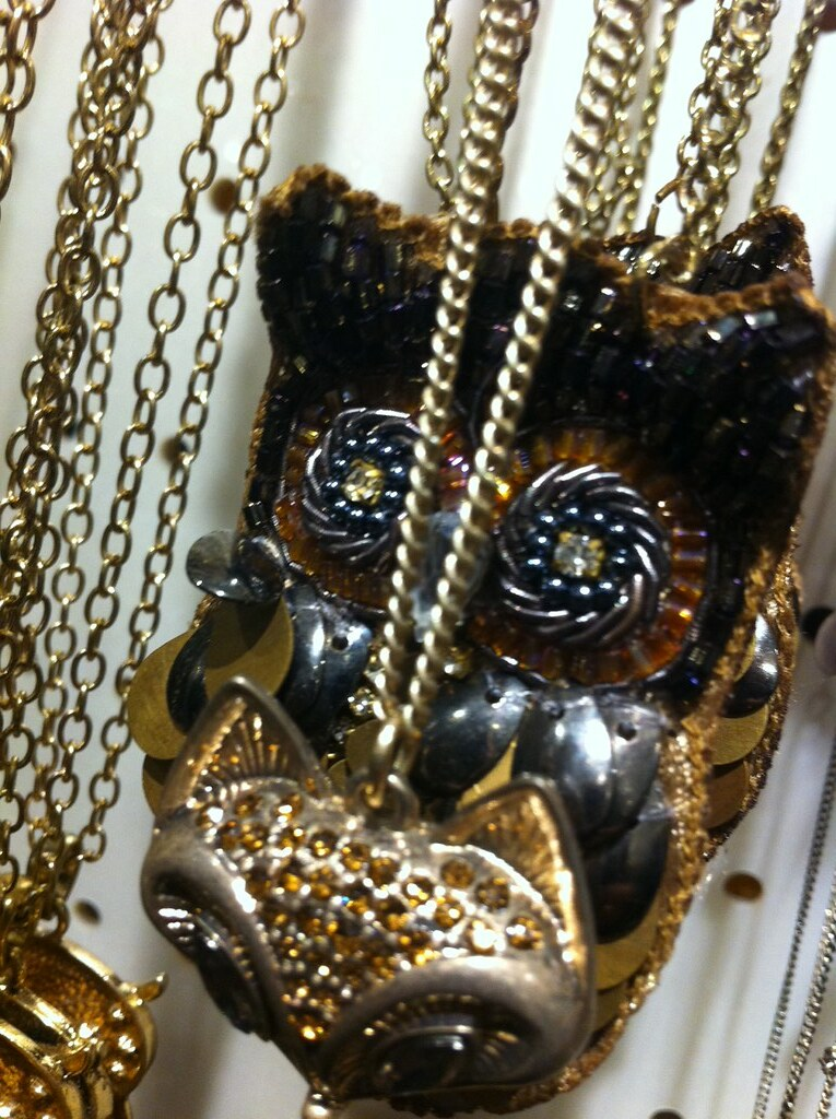 Owl Necklace at Amazon US
