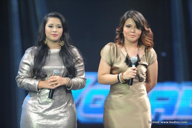 Lagu battel Penasaran menjadi lagu penentuan bagi Nasuha dan Fatin untuk kekal bertanding-001