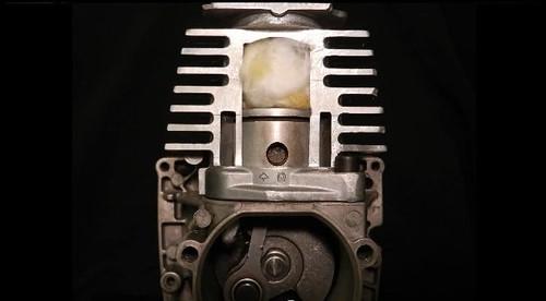 Двигатель внутреннего сгорания на воде