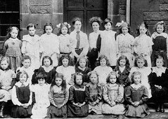 Stockbridge Primary School 1914.