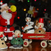 Vintage Christmas Ornaments by Roadsidepictures