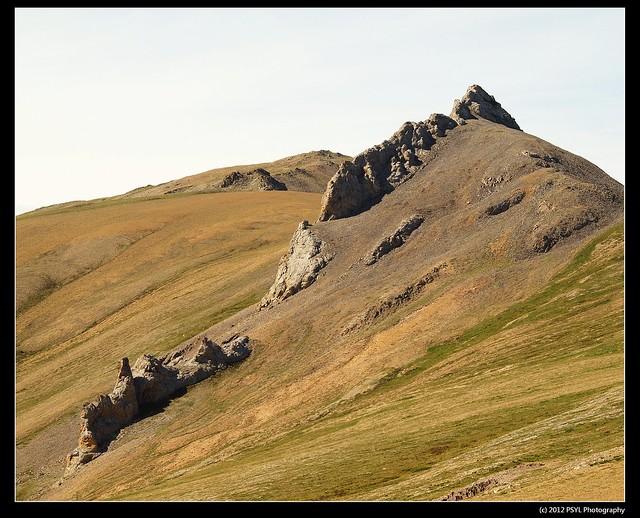 Tors of Ivvavik