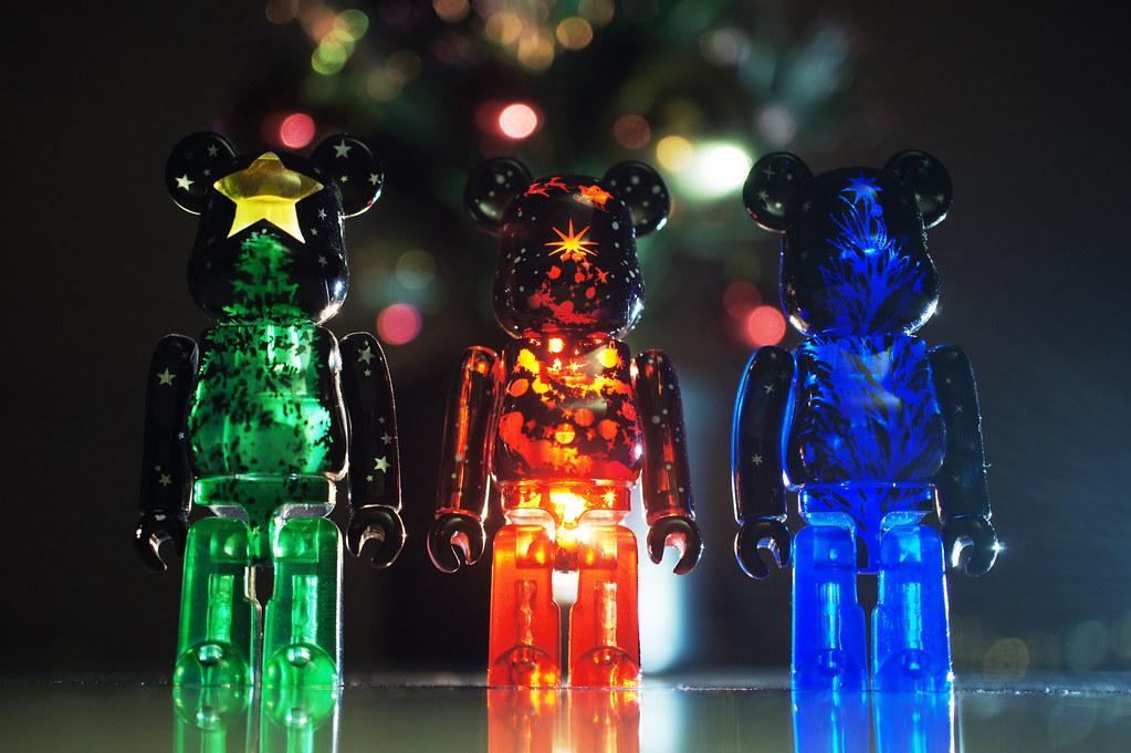 be@rbrick Christmas 2012