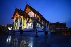 Wat Suthat temple