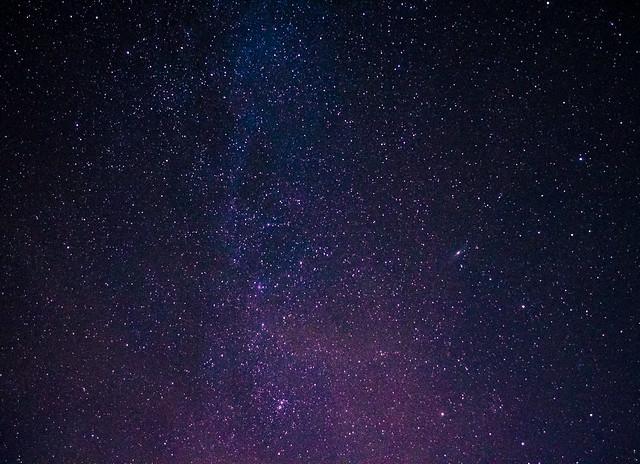 milky way compared to andromeda galaxy - photo #36