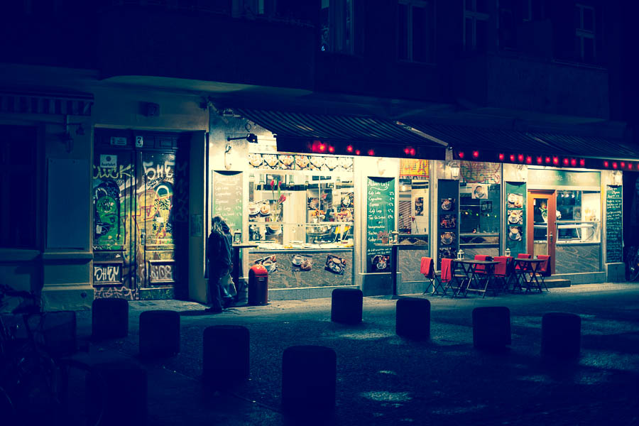 Night in Berlin #14
