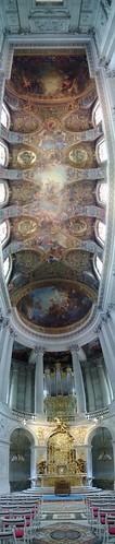 Chapelle du chateau de Versailles
