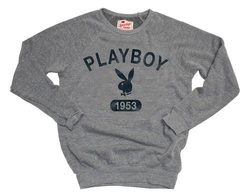 Playboy Sportiqe Bunny 1953 Crewneck Sweatshirt