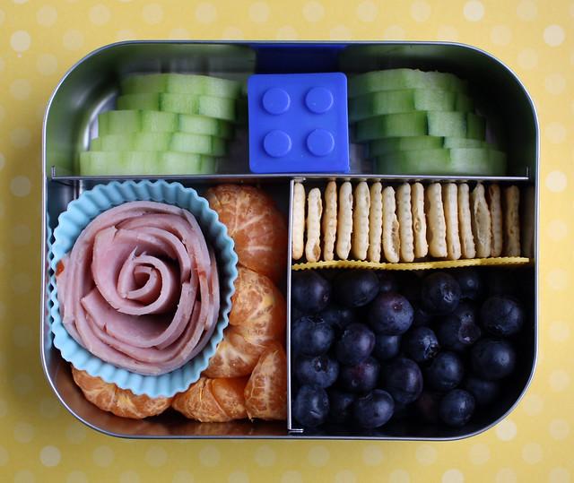 Preschooler Bento #364