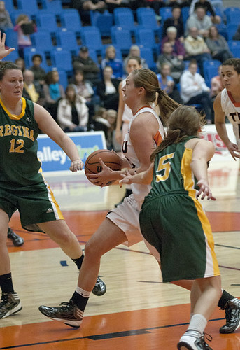 Megan Sherwood to hoop vs Regina (Nov 23, 2012 G Wycherley).jpg