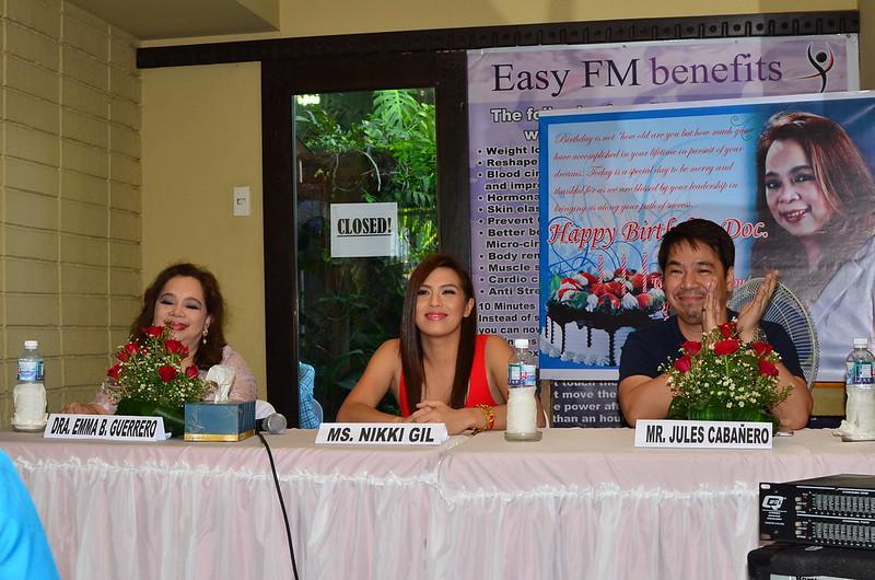 Celebrity heights philippines