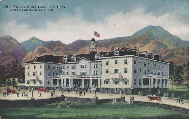 Estes Park Hotels Cabins