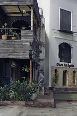 patio del aguila - jardines
