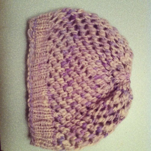 may day knit hat