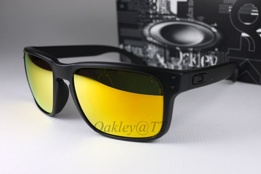 7932166b66 ... OO9102-27 holbrook hell fire matte black + fire iridium oakley joe