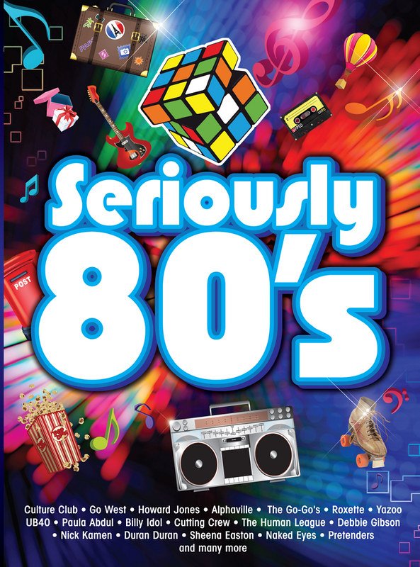 80's With A Twist Album