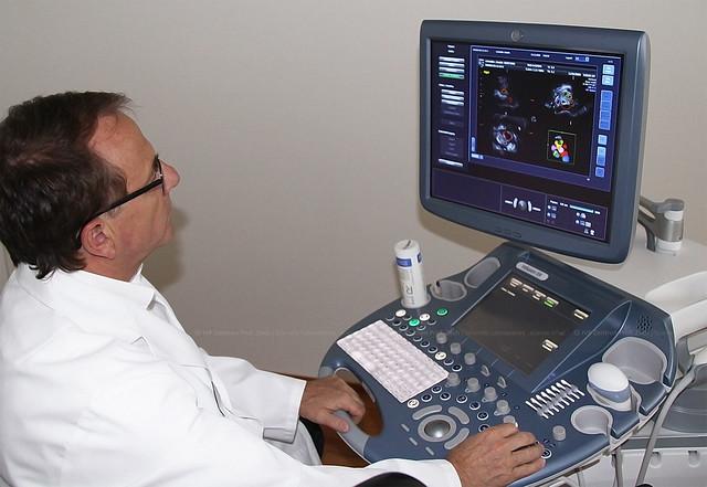 Prof. Zech / 3D Ultraschall