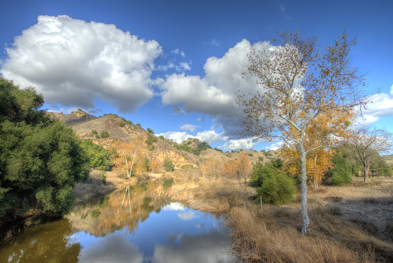Nikon D800 HDR Malibu Landscape  Photography with 14-24 mm Wide Angle 2.8 Lens