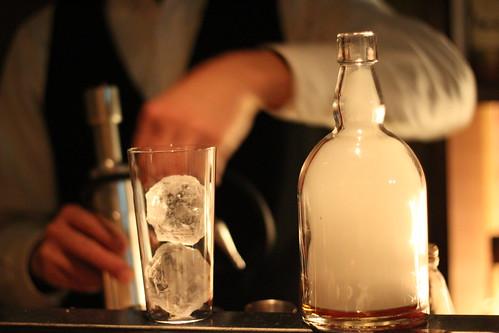 bar cacoi(バーカコイ)_香りを付けたお酒2