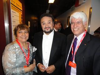 Concierto de Gala de Ramón Vargas en Budapest