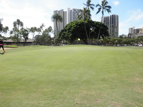 Ala Wai Golf Course 056